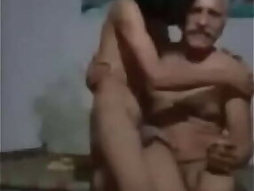 Pakistani uncle and his young lover