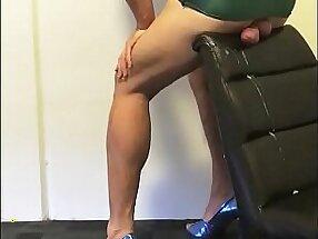 Office Secretary Sissy Slut